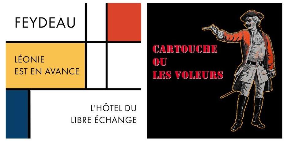 2017 – Feydeau et Cartouche