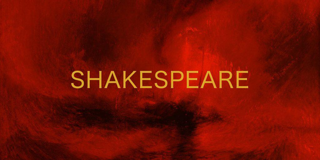 2018 – Shakespeare