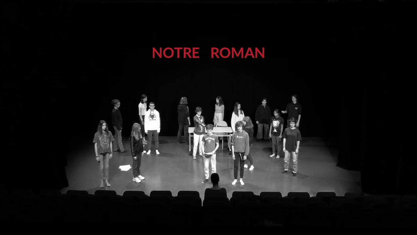 2020 – 4e/3e – Notre Roman