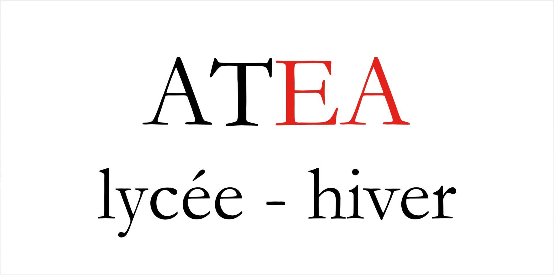 ATEA Lycée Hiver