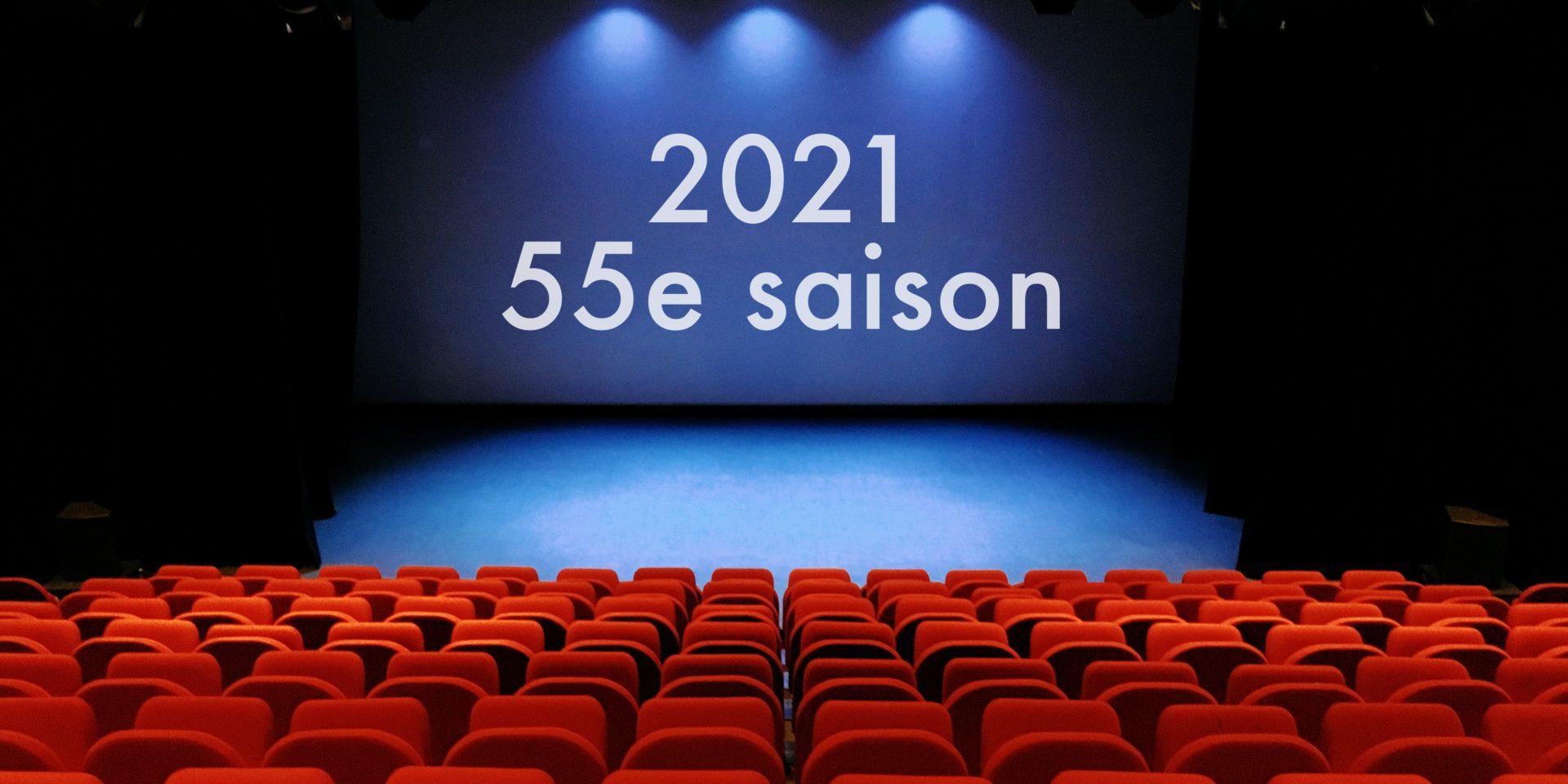 2021 – 55e saison