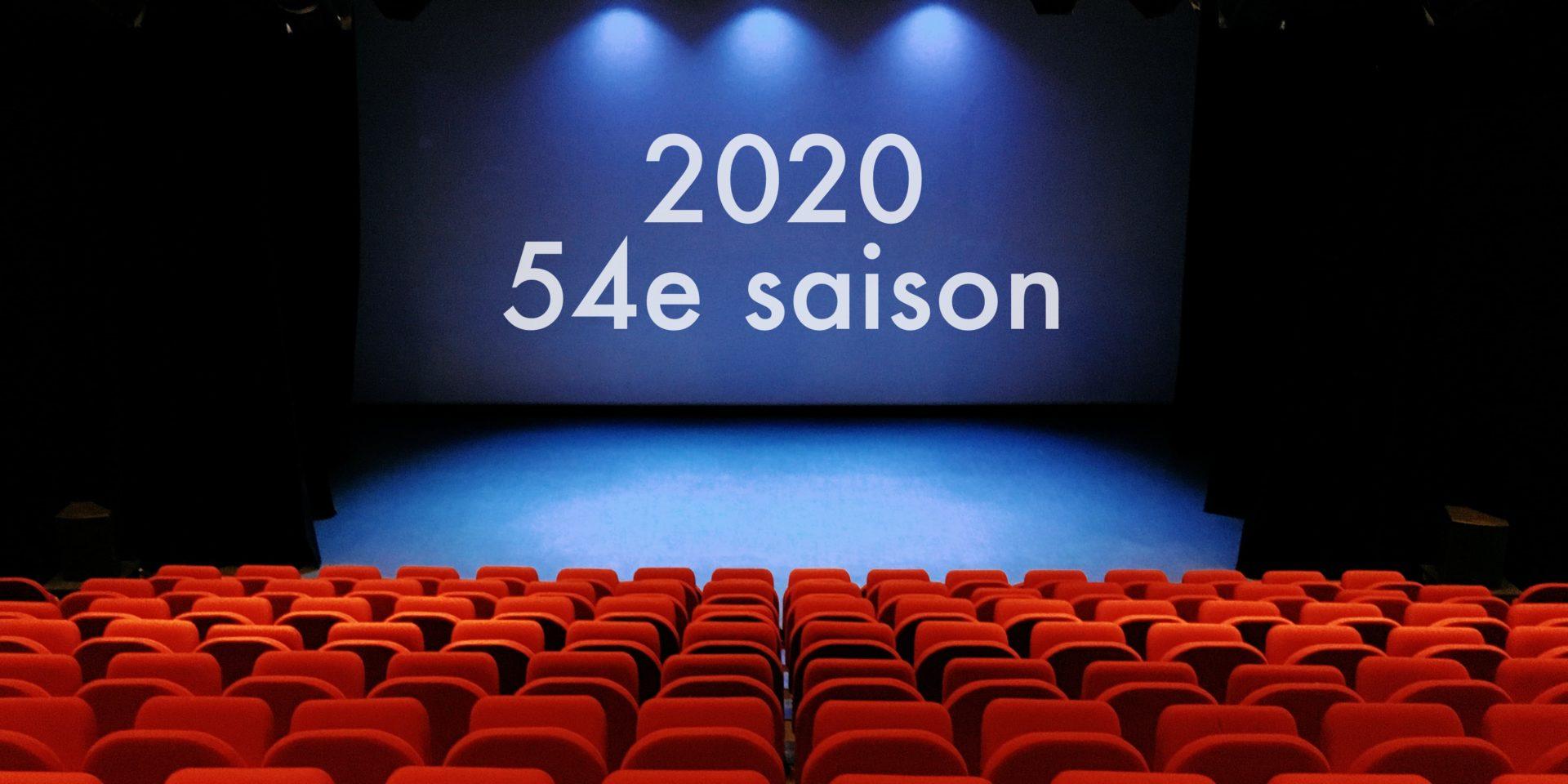 2020 – 54e saison